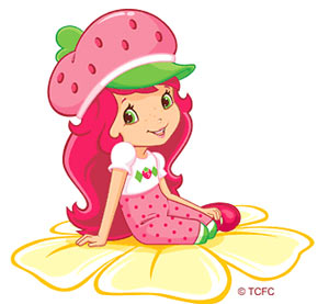 Strawberry shortcake icon